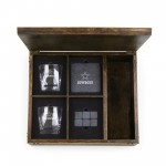 DALLAS COWBOYS – WHISKEY BOX GIFT SET