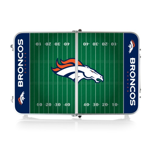 DENVER BRONCOS – CONCERT TABLE MINI PORTABLE TABLE