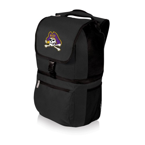 EAST CAROLINA PIRATES – ZUMA BACKPACK COOLER, (BLACK)