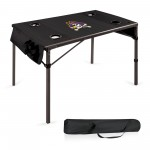 EAST CAROLINA PIRATES – TRAVEL TABLE PORTABLE FOLDING TABLE, (BLACK)