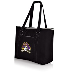 EAST CAROLINA PIRATES – TAHOE XL COOLER TOTE BAG, (BLACK)