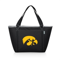 IOWA HAWKEYES – COOLER TOTE BAG, (BLACK)