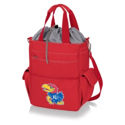 KANSAS JAYHAWKS – COOLER TOTE BAG