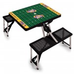 LSU TIGERS – PICNIC TABLE PORTABLE FOLDING TABLE WITH SEATS