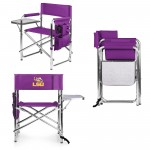 LSU TIGERS – SPORTS CHAIR, (PURPLE)
