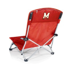 MARYLAND TERRAPINS – TRANQUILITY PORTABLE BEACH CHAIR