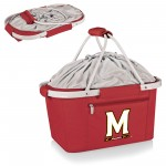 MARYLAND TERRAPINS – METRO BASKET COLLAPSIBLE COOLER TOTE