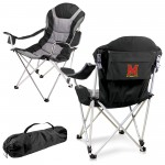 MARYLAND TERRAPINS – RECLINING CAMP CHAIR