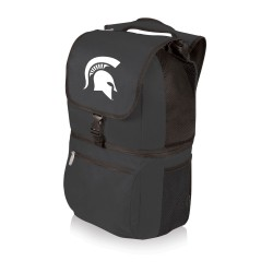 MICHIGAN STATE SPARTANS – BACKPACK COOLER, (BLACK)