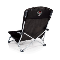 NC STATE WOLFPACK – TRANQUILITY PORTABLE BEACH CHAIR