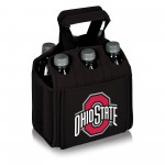 OHIO STATE BUCKEYES – SIX PACK BEVERAGE CARRIER