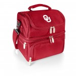 OKLAHOMA SOONERS – PRANZO LUNCH COOLER BAG, (RED)