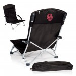OKLAHOMA SOONERS – TRANQUILITY PORTABLE BEACH CHAIR