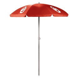 OKLAHOMA SOONERS – 5.5 FT. PORTABLE BEACH UMBRELLA