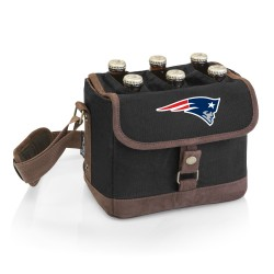 NEW ENGLAND PATRIOTS – BEER CADDY COOLER TOTE WITH OPENER