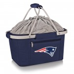 NEW ENGLAND PATRIOTS – METRO BASKET COLLAPSIBLE COOLER TOTE