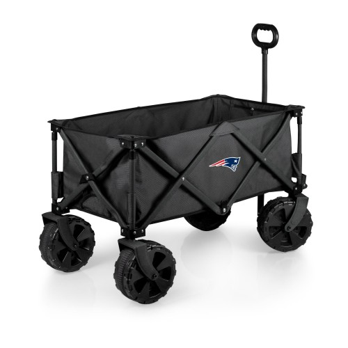 NEW ENGLAND PATRIOTS – ADVENTURE WAGON ELITE ALL-TERRAIN PORTABLE UTILITY WAGON