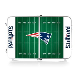 NEW ENGLAND PATRIOTS – CONCERT TABLE MINI PORTABLE TABLE
