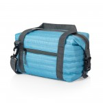 QUILTED WASHABLE INSULATED LUNCH BAG