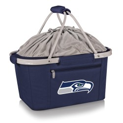 SEATTLE SEAHAWKS – METRO BASKET COLLAPSIBLE COOLER TOTE