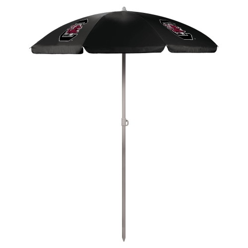 SOUTH CAROLINA GAMECOCKS – 5.5 FT. PORTABLE BEACH UMBRELLA