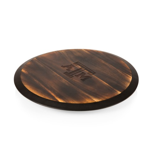 TEXAS A&M AGGIES – LAZY SUSAN SERVING TRAY