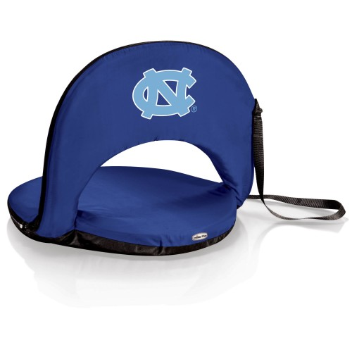 NORTH CAROLINA TAR HEELS – PORTABLE RECLINING SEAT