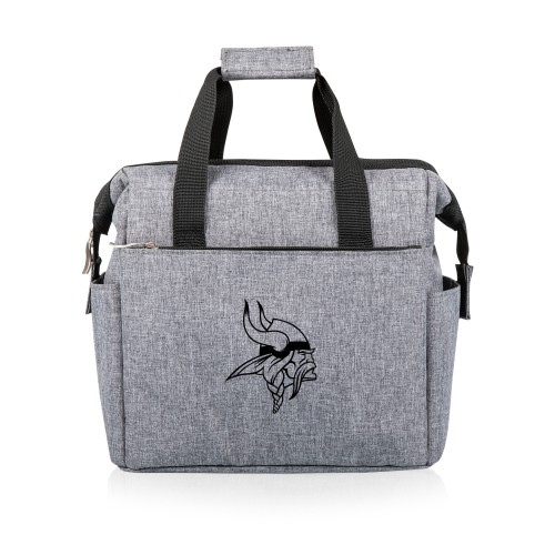 MINNESOTA VIKINGS – ON THE GO LUNCH COOLER