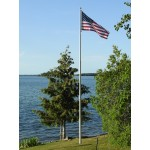 "20ft ""Superior One"" Telescoping Flagpole"