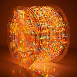 Multicolor Rope Light, 120 Volt