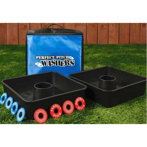 Plastic Washers Game