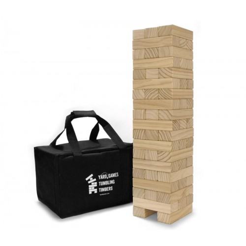 Tumbling Timbers with Carrying Case