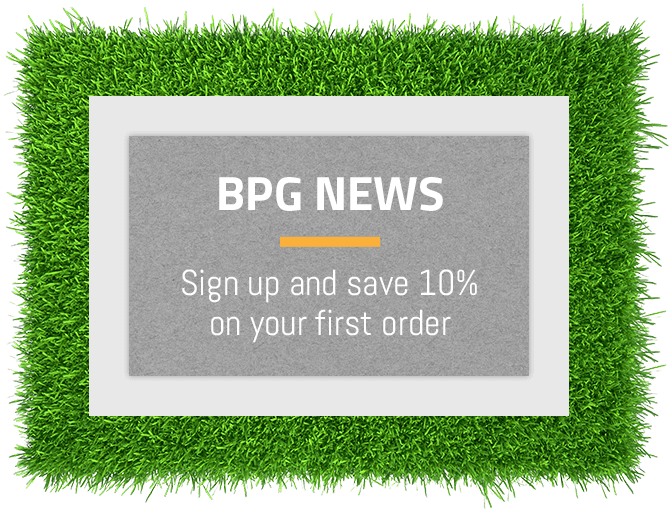 Block Party News - sign up and save 10% on your first order